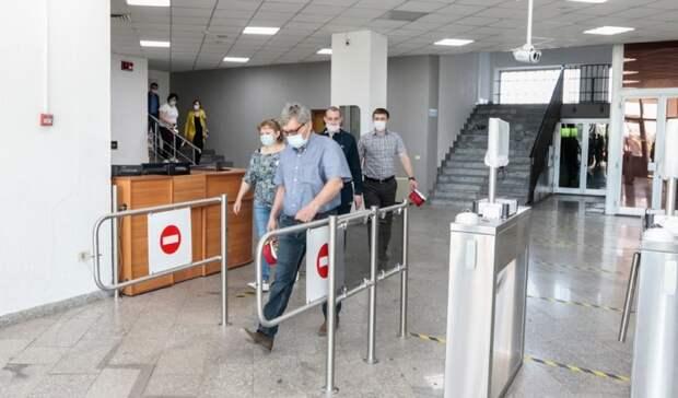 Уральская Сталь успешно провела противопожарные учения