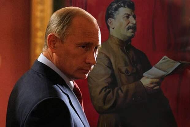 Почему Сталин для Путина неприемлемая фигура нашей истории?