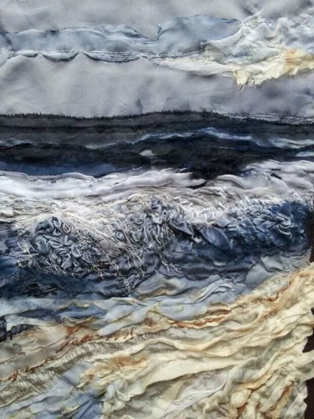 Морские пейзажи  Laura Edgar
