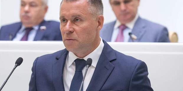 Зиничев вылетает к месту ЧП в Рязанской области