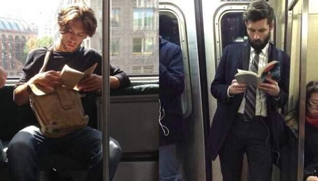 15 горячих парней с книгами, или Что такое «любовь с первого взгляда»
