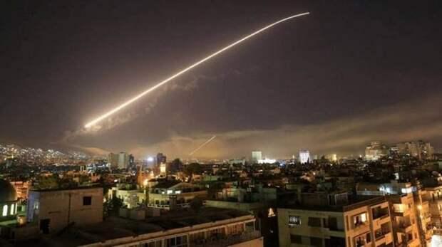 Из сектора Газа по территории Израиля выпустили две ракеты