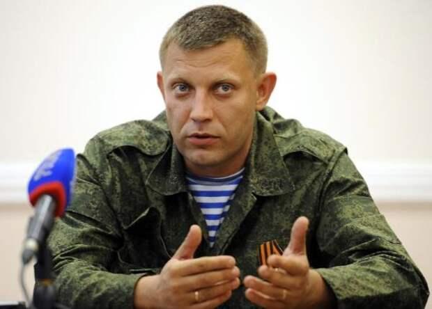 """МК: Глава ДНР Захарченко о катастрофе """"Боинга"""": Я видел, как это происходило"""