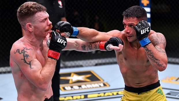 Пол Фелдер в прямом эфире UFC Vegas 27 объявил о завершении карьеры