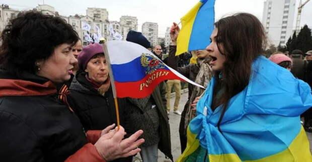 Русские остались русскими: украинизация не принесла Киеву желаемых результатов