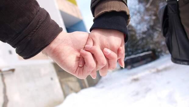 В День святого Валентина погода порадует жителей Подольска небольшим морозом