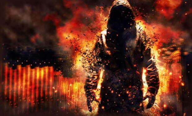 Дьявольский эксперимент. Черный огонь