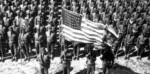 11% американцев считают, что США во Второй мировой войне сражались против СССР