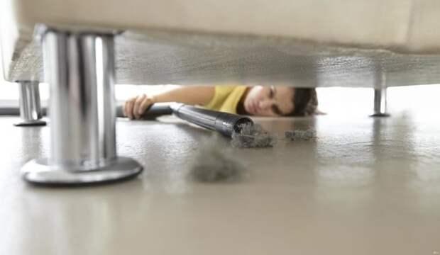 Как бороться с квартирной пылью