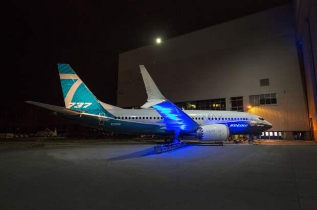Конгресс США: Boeing 737 MAX - «совершенно неудовлетворительный» самолёт