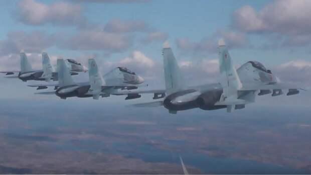 Парад в Санкт-Петербурге показали глазами пилота-истребителя: видео