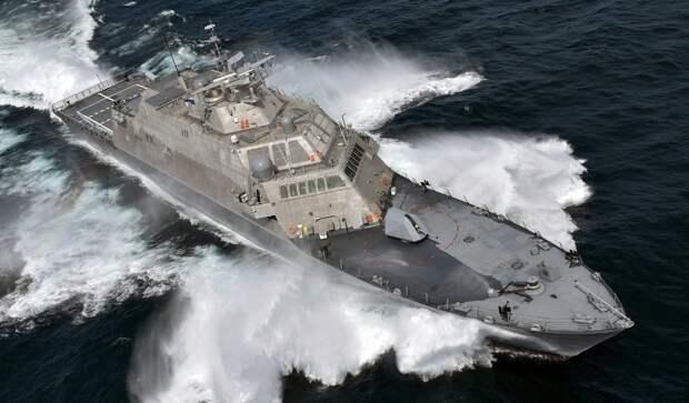 Целый класс боевых кораблей США превратился в консервные банки