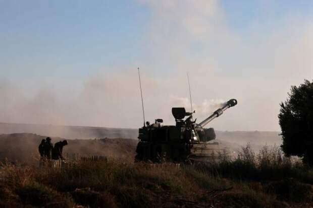 МИД РФ призвал к безотлагательному прекращению боевых действий в Газе