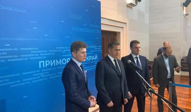 Юрий Трутнев: «Владивосток достоин лучшего градоначальника»