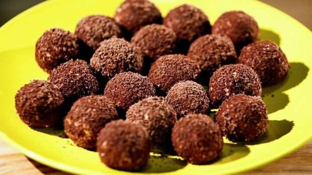 Вкусные и полезные конфеты из творога. Все кто угощался просят рецепт
