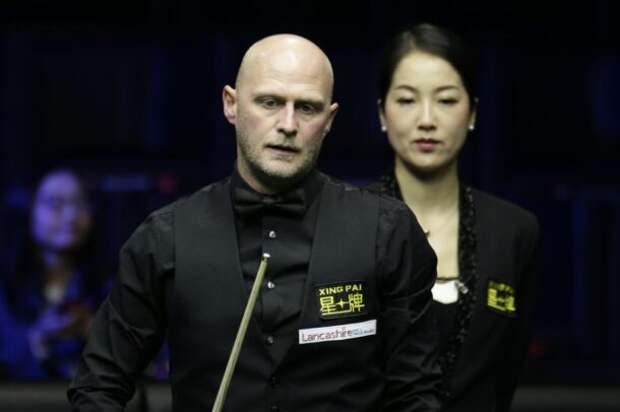 Крейг Стедмэн (фото: World Snooker)