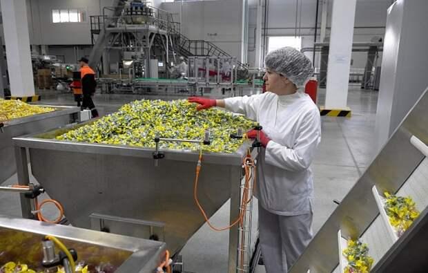 Кубань в четыре раза увеличила экспорт кондитерских изделий