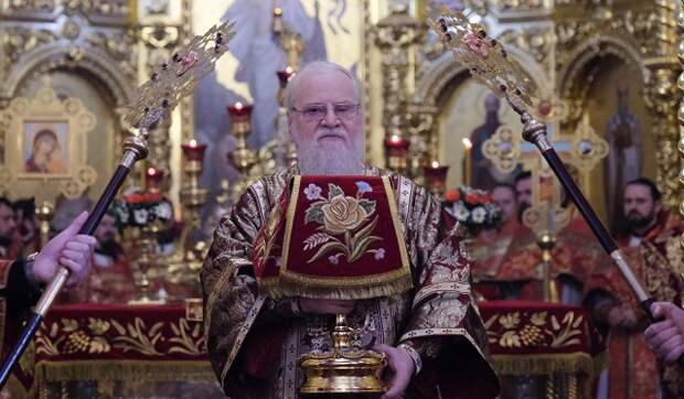 В Краснодаре общественники предложили увековечить память владыки Исидора