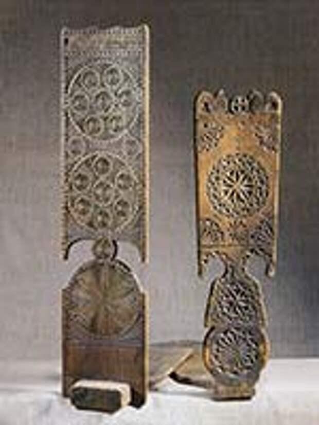 Прялка. Тверская губ., из собрания Русского музея