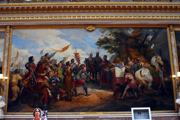 Версаль. Франция. Часть 6.