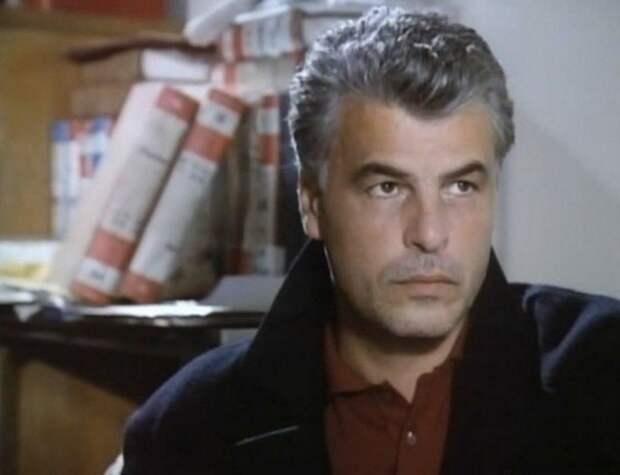 В конце 80-х сериал «Спрут» был чрезвычайно популярен. Вот что случилось с исполнителем главной роли!