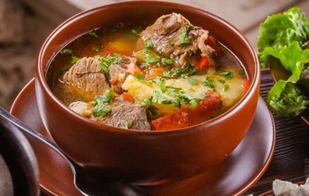 Армянская хашлама - Кухни всего мира