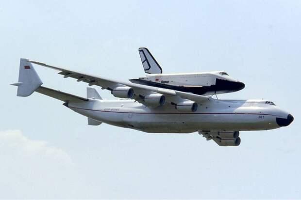 Самолёт «Мрия»: большая и светлая мечта без будущего