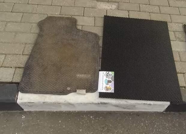 Как сделать EVA-коврики своими руками за 800 рублей и 30 минут