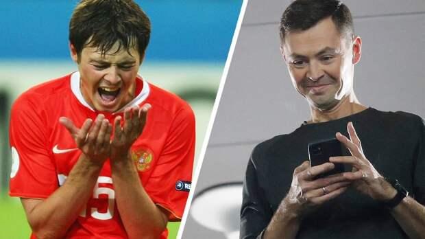 Где сейчас игроки сборной России, провалившие последний матч против Словении