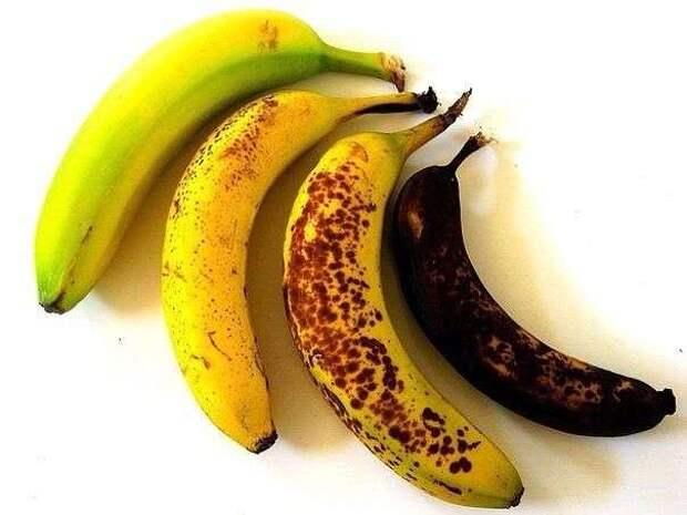 А знаете, как можно использовать перезревшие бананы