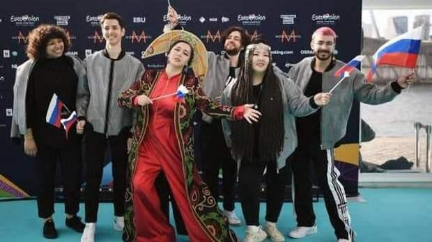 Церемония открытия Евровидения началась в Роттердаме