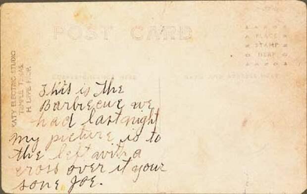 Фото убитого, которое стало открыткой для мамы | Фото: glavpost.com