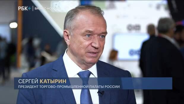 Глава ТПП рассказал о развитии малого и среднего бизнеса