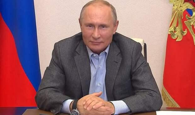 Путин пообещал мальчику из Тульской области помочь обнять панду