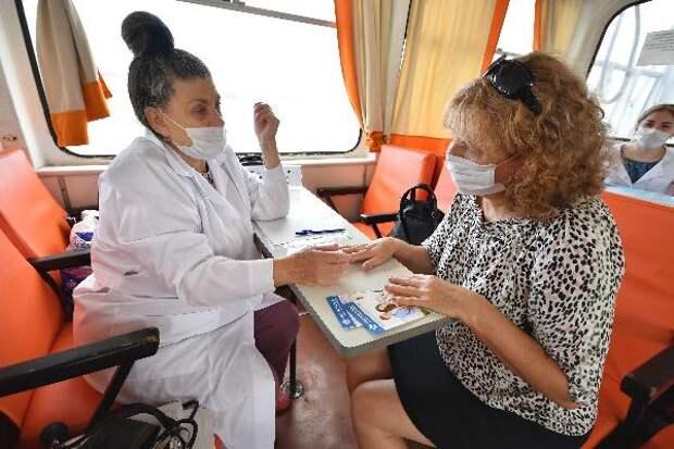 «Теплоход здоровья» в Ижевске отправится в первый рейс 28 мая
