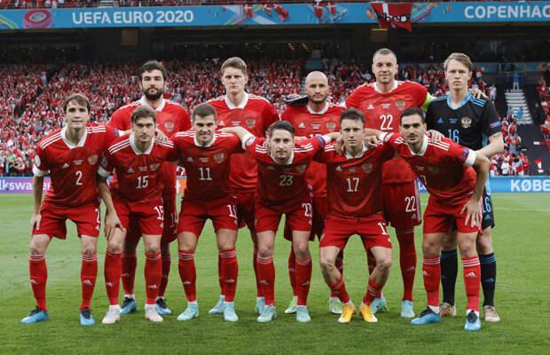 Сборная России по футболу открыла голосование за лучшего игрока Евро-2020