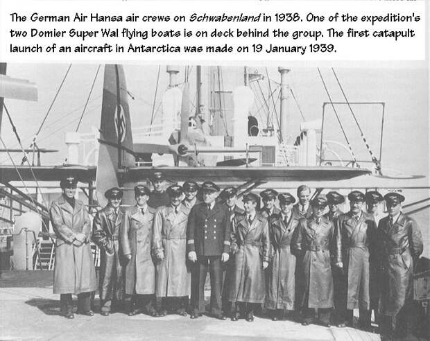 Ганс-Ульрих фон Кранц Свастика во льдах. Тайная база нацистов в Антарктиде -7 часть