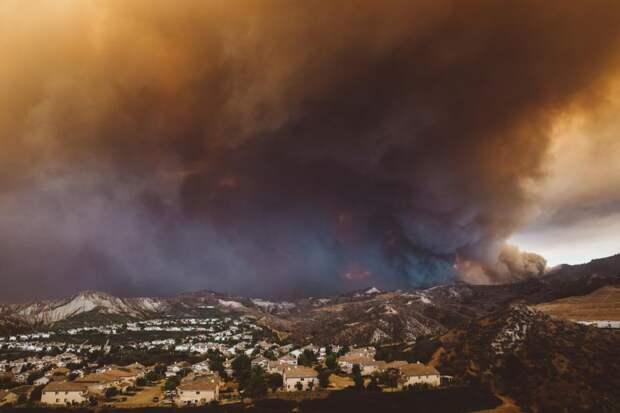 ООН: коронавирусный карантин несмог замедлить климатический кризис