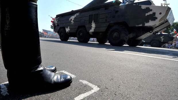 В Белоруссии началась проверка боеготовности Ракетных войск