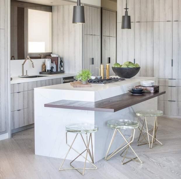 Новые тренды в отделке кухонь 2020 года: самые актуальные решения и яркие новинки (60 фото)
