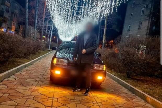 """Отрицал вину, но был оштрафован тротуарный """"паркун"""" в Приморье"""