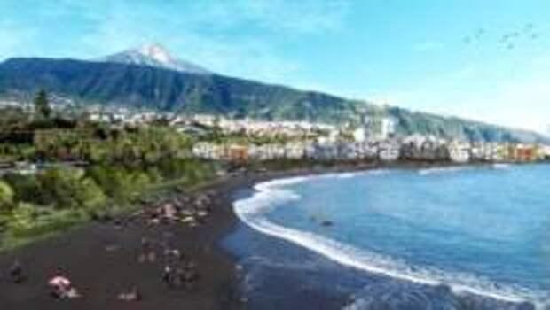 Девять лучших пляжей Тенерифе