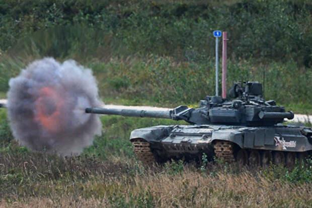 Что говорят американцы о новом российском танке Т-90