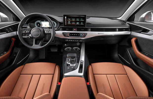 Новый Audi A4-немало изменений, еще лучше авто
