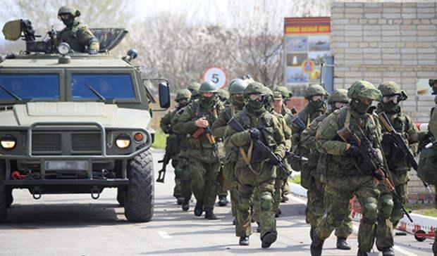 Генсек НАТО заявил о десятках тысяч военных на границе Ростовской области и Украины