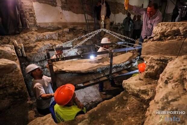 В Испании найден древний саркофаг, который боятся вскрыть