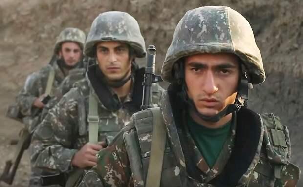 Армения попросила у Кремля военную помощь