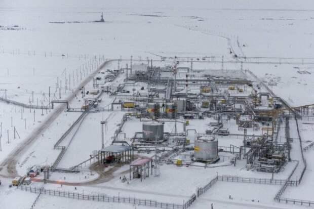 Роспан Роснефть добыча газа