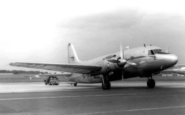 Картинки по запросу Vickers 610 Viking 1B BEA