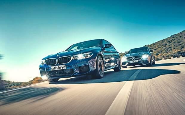 BMW или Mersedes